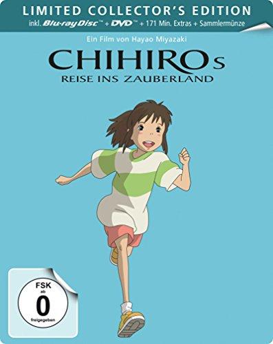 Bild von Chihiros Reise ins Zauberland - Steelbook [Blu-ray] [Limited Edition]