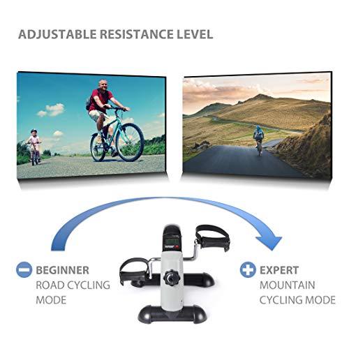 Ultrasport Mini Bike Mini Heimtrainer Bild 4*