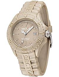 Sector Herren Uhrenbeweger Collection SUB TOUCH Silikon beige R3251580009