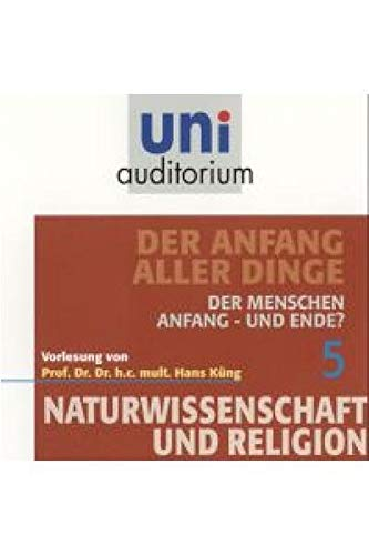 Paket DER ANFANG ALLER DINGE (uni auditorium) 7 Audio-CDs (uni auditorium - Audio) Mult-cd