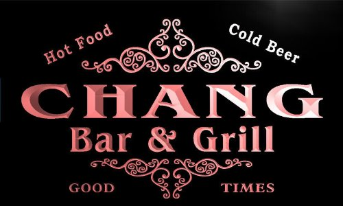 u07700-r-chang-family-name-bar-grill-cold-beer-neon-light-sign-enseigne-lumineuse