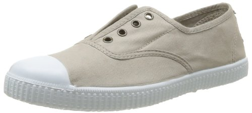victoria - Inglesa Elastico Tenido Punt, Sneakers da donna Beige (Beige)
