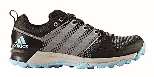 adidas Galaxy W, Scarpe da Trail Running Donna Nero (Core Black/icey Blue/icey Blue)