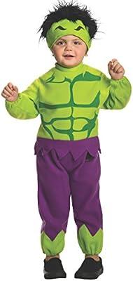 Disfraz Hulk Marvel Niños
