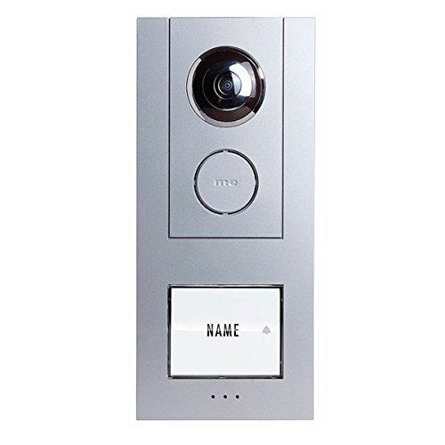 Preisvergleich Produktbild m-e modern-electronics Video-AUßENSTATION VISTUS VD ALU 610