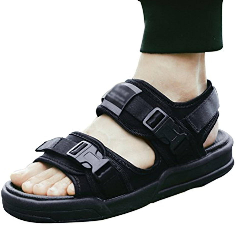Yiiquan Unisex Herren Damen Freizeitschuhe Outdoor Sport Sandalen Sommer Schuhe KlettverschlussYiiquan Freizeitschuhe Outdoor Sandalen Klettverschluss