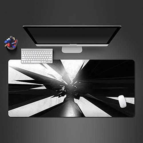 Kreative Coole Persönlichkeit Kunst Mauspad Qualität Mauspad Spiel Player Pad zu Spiel Kunst Mauspad Gummi-Pad 700x300x2 - Headset Läufer