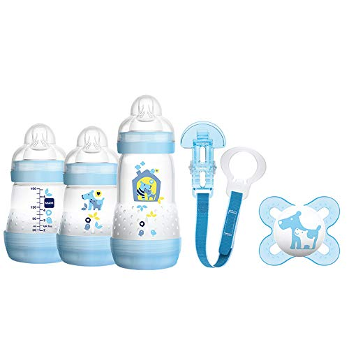 Mam 600111 Baby Starter Set for Boys