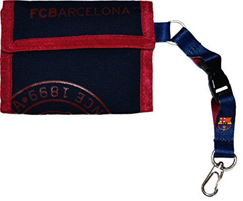 Fc Barcelone Portefeuille Barça - Collection Officielle Taille 140 x 20 cm