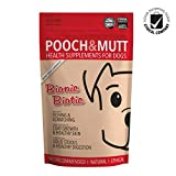 Pooch & Mutt - Health Supplement for Dog Digestion (Healthy Skin, Glossy Coat & Solid Stools) - Bionic Biotic, 200g