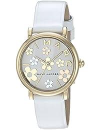 Marc Jacobs Roxy Reloj de Mujer Cuarzo 28mm Correa de Piel de Ternero MJ1607 e8a898517aaf