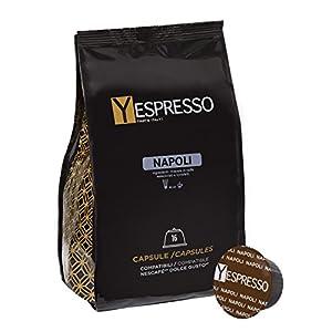 160 capsule compatibili Nescafè Dolce gusto NAPOLI - 10 confezione da 16 capsule 9 spesavip