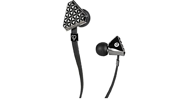Beats by Dr. Dre Lady Gaga Heartbeats In-Ear Headphones - Black Chrome  (Original Edition) (Discontinued by Manufacturer)  Amazon.in  Electronics b28b3a5968