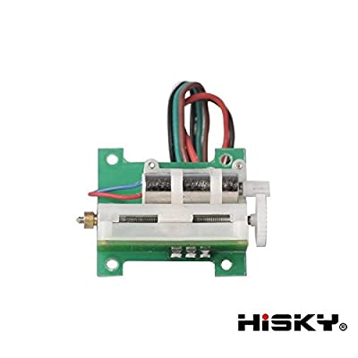 HiSKY HFP100 WLtoys V944 RC Helicopter Parts LS90 Linear Servo from Bluelover