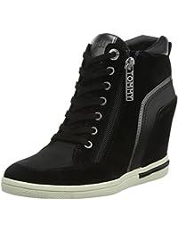 Tommy Hilfiger Mid Sneaker Wedge, Zapatillas para Mujer