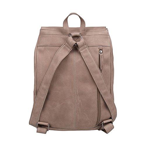 Cowboysbag Palmer Shopper Tasche Leder 32 cm Night Grey