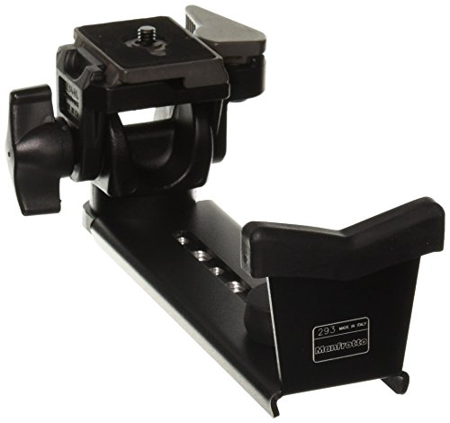 Manfrotto 293Teleobjektiv Lens Support-ersetzt 3420 Autopole Base