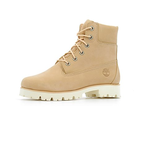 Timberland Women Shoes Boots Heritage Lite 6IN Beige 41