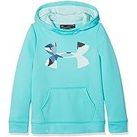 Under Armour Fleece Big Logo Hoody Sudadera, Niñas, Azul (425), S