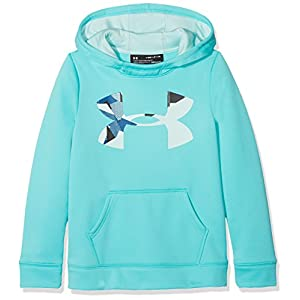 Under Armour Mädchen Fleece Big Logo Up Top