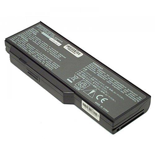 Hochkapazitätsakku, LiIon, 10.8V, 6600mAh, schwarz für Medion Akoya P8614 MD97948