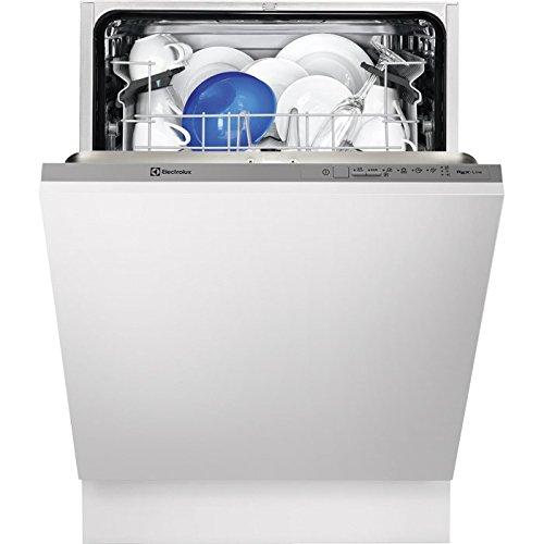 electrolux - lavastoviglie da incasso tt404l3 finitura silver