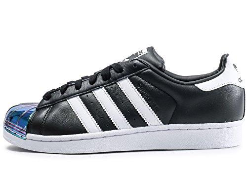 adidas Superstar Mt W, Zapatillas de Gimnasia para Mujer, Negro (Core Black/Ftwr White/Supplier Colour), 36 2/3 EU