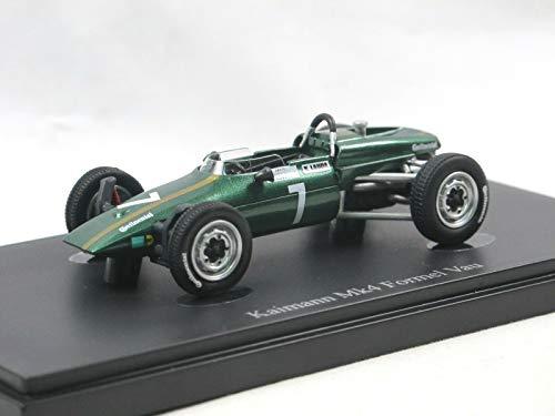 KAIMANN MK4 FORMEL VAU NIKI LAUDA 1969 DARK GREEN 1:43 - Autocult - Auto Competizione - Die Cast - Modellino