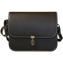 baf83aceb5abe4 UFACE Modische Weibliche Kugel Lock Leder Schulter Messenger Bag Frauen  Dame Satchel Handtaschen Taschen Kurier Crossbody