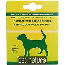 Collar repelente natural de parásitos e insectos para perros