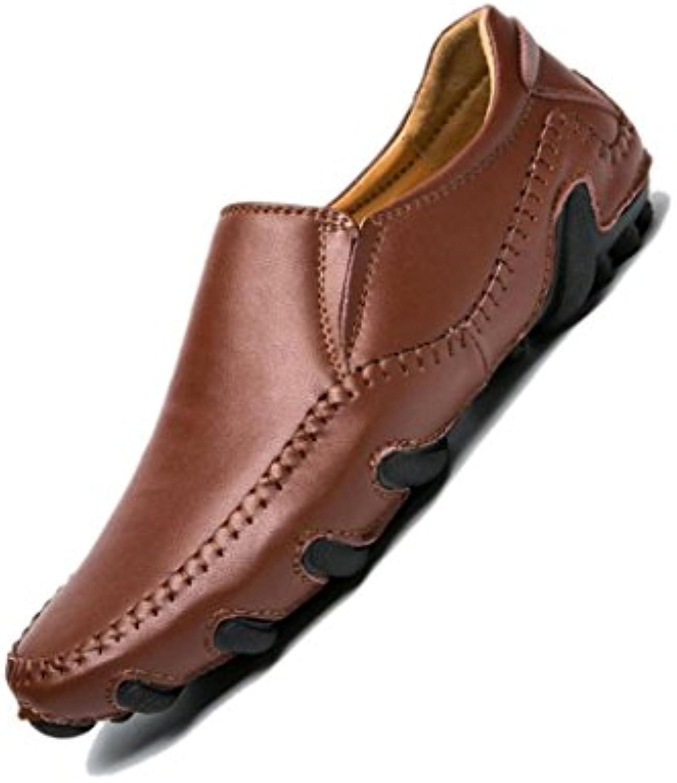 monsieur monsieur monsieur / madame lzmeg cycle hommes robe des chaussures en cuir pointues occasionnels ra ndonnée plage feuillet doux cachemire la sangle sport élégant et robuste gg16981 repas mode versatile de chaussures en ligne 3af229