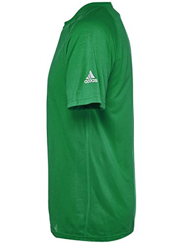 Da uomo Adidas Team Ultimate SS top Kelly Green