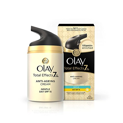 Olay Total Effects Anti Aging Skin Cream Gentle SPF 15 (50GM)