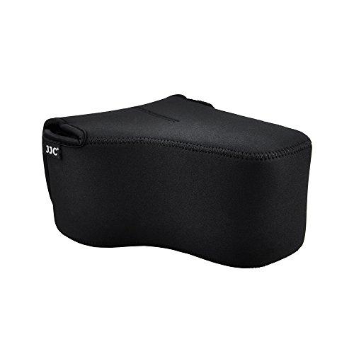 e SLR Spiegelreflex Kamera-Schutzhülle mit Neopren Schutz für Canon EOS 77D 80D 760D 750D 700D 60D Nikon D7500 7200 D7100 D5600 D5500 D5300 mit Objektiv (bis zu 148 x 113 x 188mm) ()