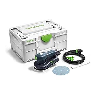 Festool 576341 ETS EC 125/3 EQ-Plus – Lijadora excéntrica (400 W)