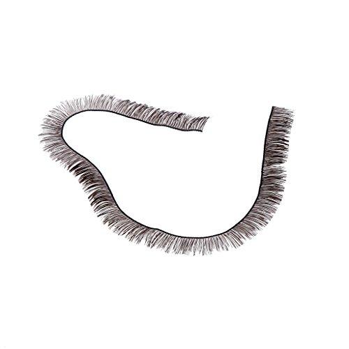 1Pc Netter Charme BJD Puppen Big Hübsches Augen-Make Up Wimpern Streifen Schwarz