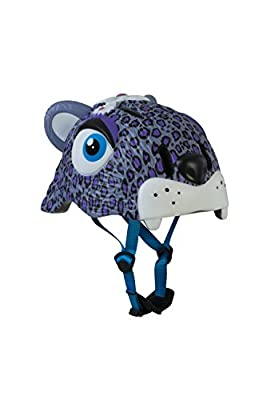 Crazy Safety Childrens Cycle Helmet: S/M 49-55cm from Crazy Safety