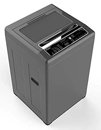 Whirlpool 6.2 kg Fully-Automatic Top Loading Washing Machine (WM ROYAL 6.2 2YMW, Shiny Grey)