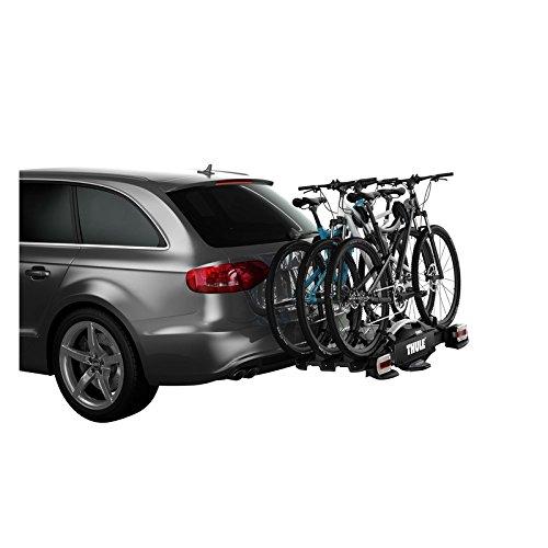 Thule 927001 VeloCompact Towbar Mounted Bike Carrier (3-4 bikes)