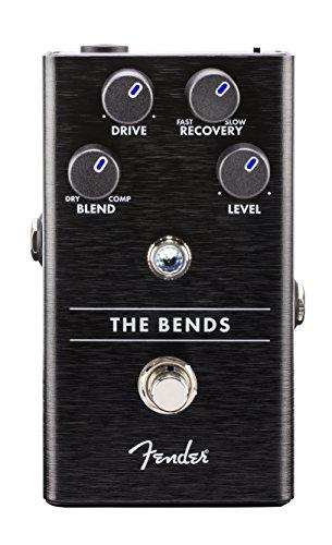 Fender 023-4531-000 the Bends Compressor Pedal
