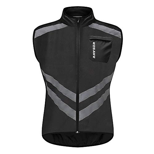 WOSAWE Hombres Ropa Ciclismo