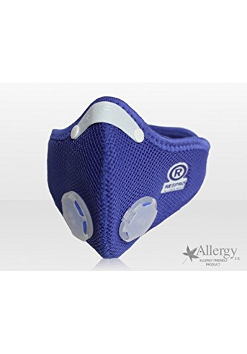 Respro Allergy Mask Blue - M 166g
