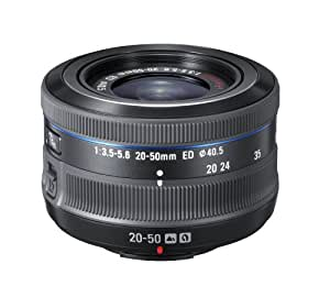 Samsung EX-S2050NB Objectif 20-50mm iFn pour Appareil photo gamme NX
