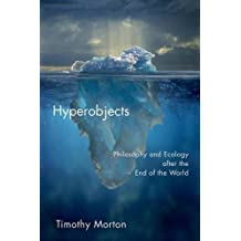 Hyperobjects: Philosophy and Ecology after the End of the World (Posthumanities)