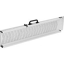 fabacare Premium RAMPAS aluminio telescópica Rampa, aluminio RAMPAS, aluminio Rampa, 150cm