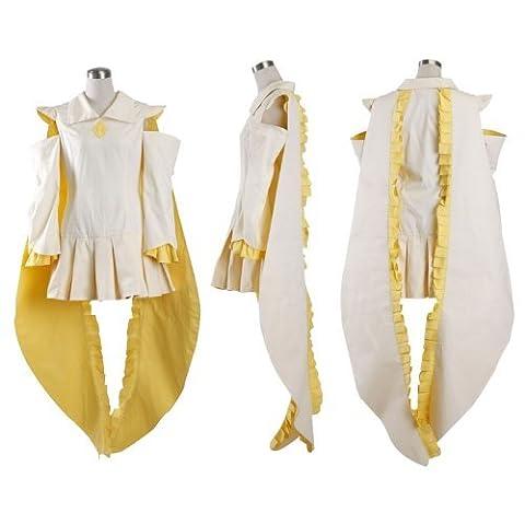 Shugo Chara!Hinamori Amu Outfit 1st Ver Cosplay Kostüm(Mailen Sie uns Ihre Größe), Größe XL :(170-175cm)