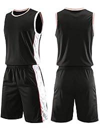 9aea9b76cd03c LQZQSP Juegos De Uniformes De Baloncesto Kits De Uniformes Ropa Deportiva  para Adultos Camisetas De Baloncesto