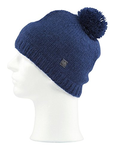 Sweet Protection Beanie Big Wool Midnight Blue, One Size (Ski Carbon Freeride)