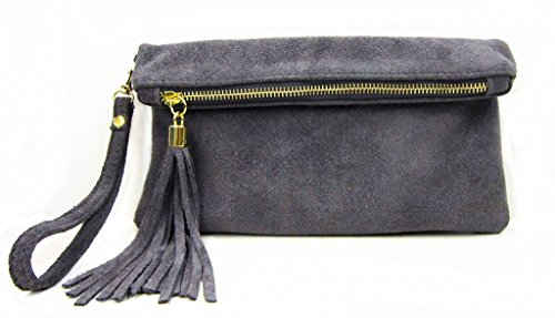 Benagio, Borsa a tracolla donna multicolore Multicolour, Dark Taupe (multicolore) - PS119 Dark Grey