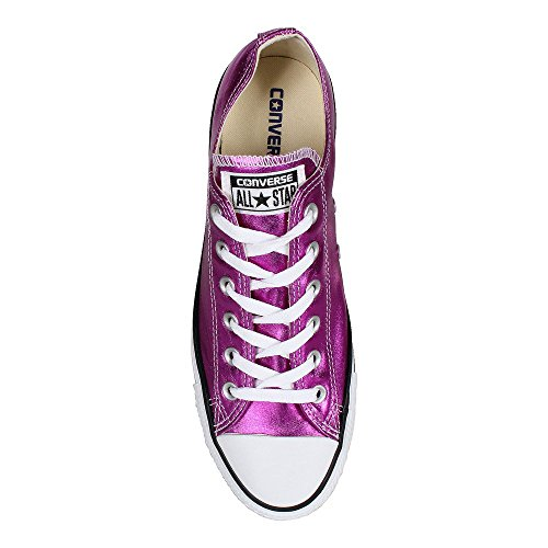Converse All Star Ox Damen Sneaker Pink PINK|METALLIC